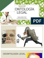 Odontologia Legal.