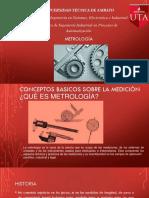 1 Conceptos Básicos de Mediciones.