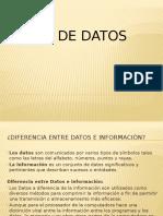 Bases de Datos Conceptos Basicos