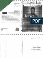 GUZMÁN Javier Mina