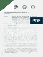 Joint Dar Denr Lra Ncip Administrative Order No 01 Series of 2012