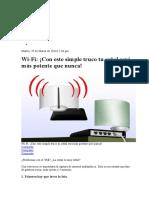 Wifi Nitido