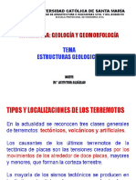 ESTRUCTURAS GEOLOGICAS