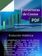 Estructuras de Costos Bajo Niif Pyme