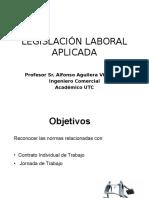Legislación Laboral Aplicada