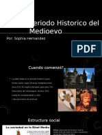 periodo historico del medioevo  1