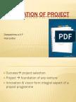 Unit 8_Preparation of Project