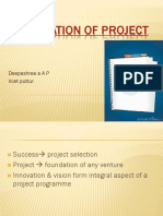 Unit 8_Preparation of Project