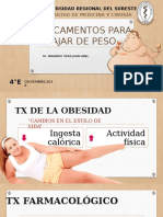 MEDICAMENTOS PARA BAJAR DE PESO.pptx