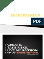 Unit 5 Entrepreneur