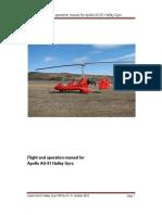 Flight Operation Manual Halley Gyro