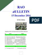 Bulletin 161215 (HTML Edition)