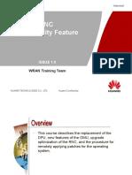 WCDMA RAN12.0 RNC Serviceability Feature-20100130-B-1.0