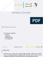 3 Wireless Concept