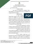 Brítez, Pablo Eduardo s Infracción Ley 23737