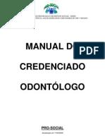 Manual Odontologo - Bh