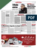 Corriere dello Sport 15-12-2016 - Calcio Lega Pro