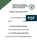 Historia Clincia Psicologica.docx