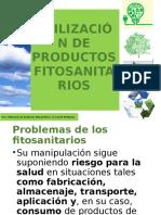UNIDAD 3. Utilización Productos Fitosanitarios