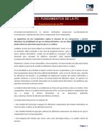 MODULO I - Arquitectura de Un PC