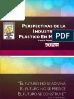 Mercado Plásticos en Mexico Por IMPI