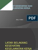 Materi 1 Keamanan K3 KKNI - Konsep K3
