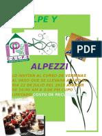 CURSO ALPEZZI