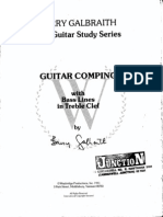 Jazz Method Guitar - Comping Partitions)