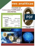 Problemas de Fourier Compleja