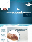 Treatment of Vascular Disorders