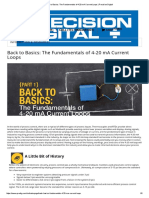 Back to Basics_ the Fundamentals of 4-20 MA Current Loops _ Precision Digital