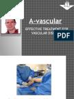 Effective Treatment for Vascular Disease