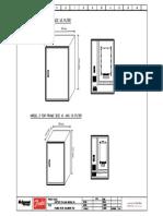 Enclosure IP54 Sketch