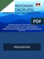 Anti Korupsi KPK