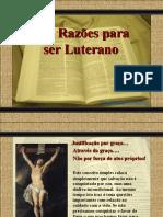Dez razões para ser luterano