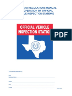 VI Vehicle Inspec