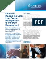 Siemens MSP Case Study 2