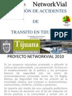 PROYECTO NETWORKVIAL-TIJUANA 2010