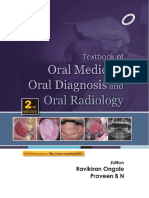Textbook of Oral Medicine Oral Diagnosis and Oral Radiology