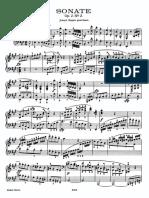 Sonate Op2 No. 2