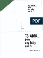 jaime jaramillo - te amo... pero soy feliz sin ti.pdf