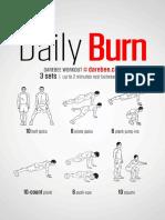 Daily Burn - Darebee