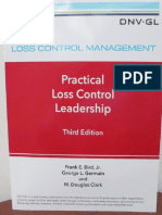 Practical Loss Control Leadership