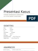 Presentasi Kasus DSS Fixed