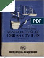 Manual de Diseno de Obras Civiles Diseno