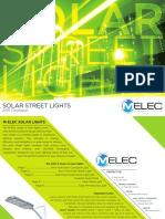 M Elec Solar Lights Brochure 2016