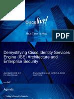 Cisco Live- IsE