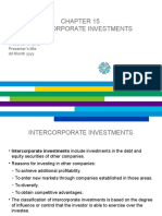 Pert 12 Intercorporate Investments Chapter15