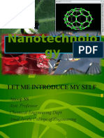 Nano-An Intro by Prof Anoop S S