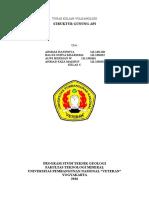 Struktur Gunung API Kelas C